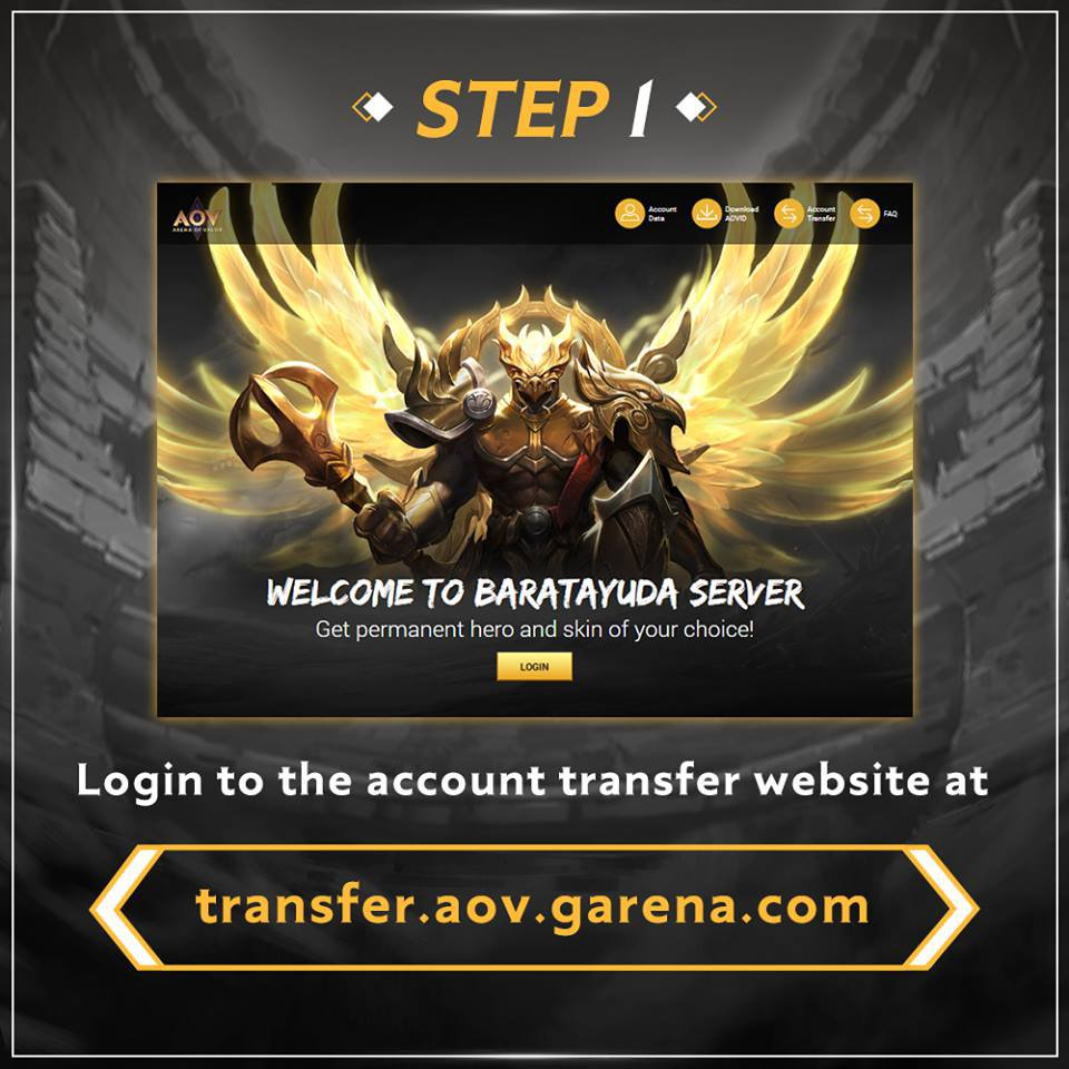 eGG | Garena Merges AoV's Valiant (MY/SG/PH ) Server With The