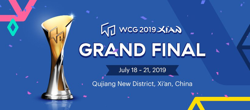 eGG   The World Cyber Games (WCG) 2019 Xi'an Grand Final