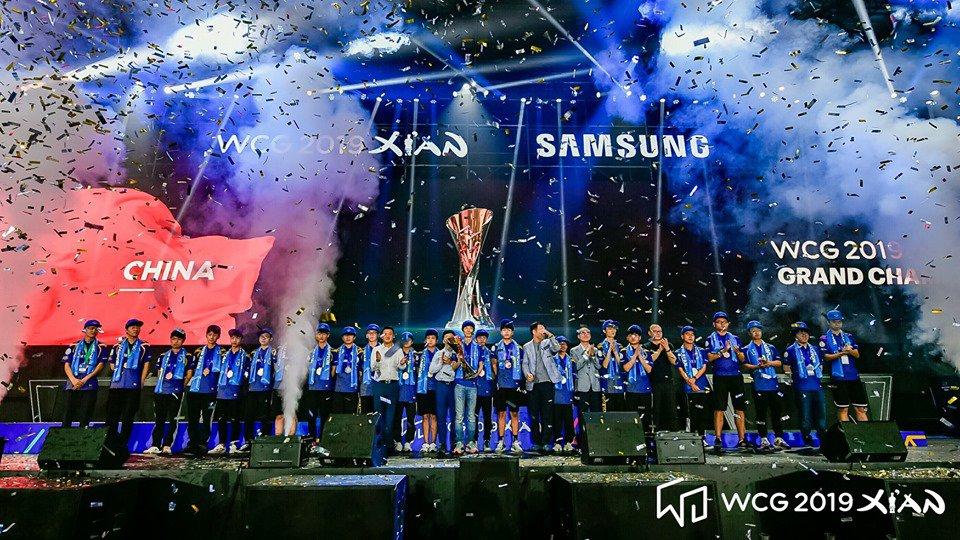 eGG | WCG 2019 Xi'an Grand Final