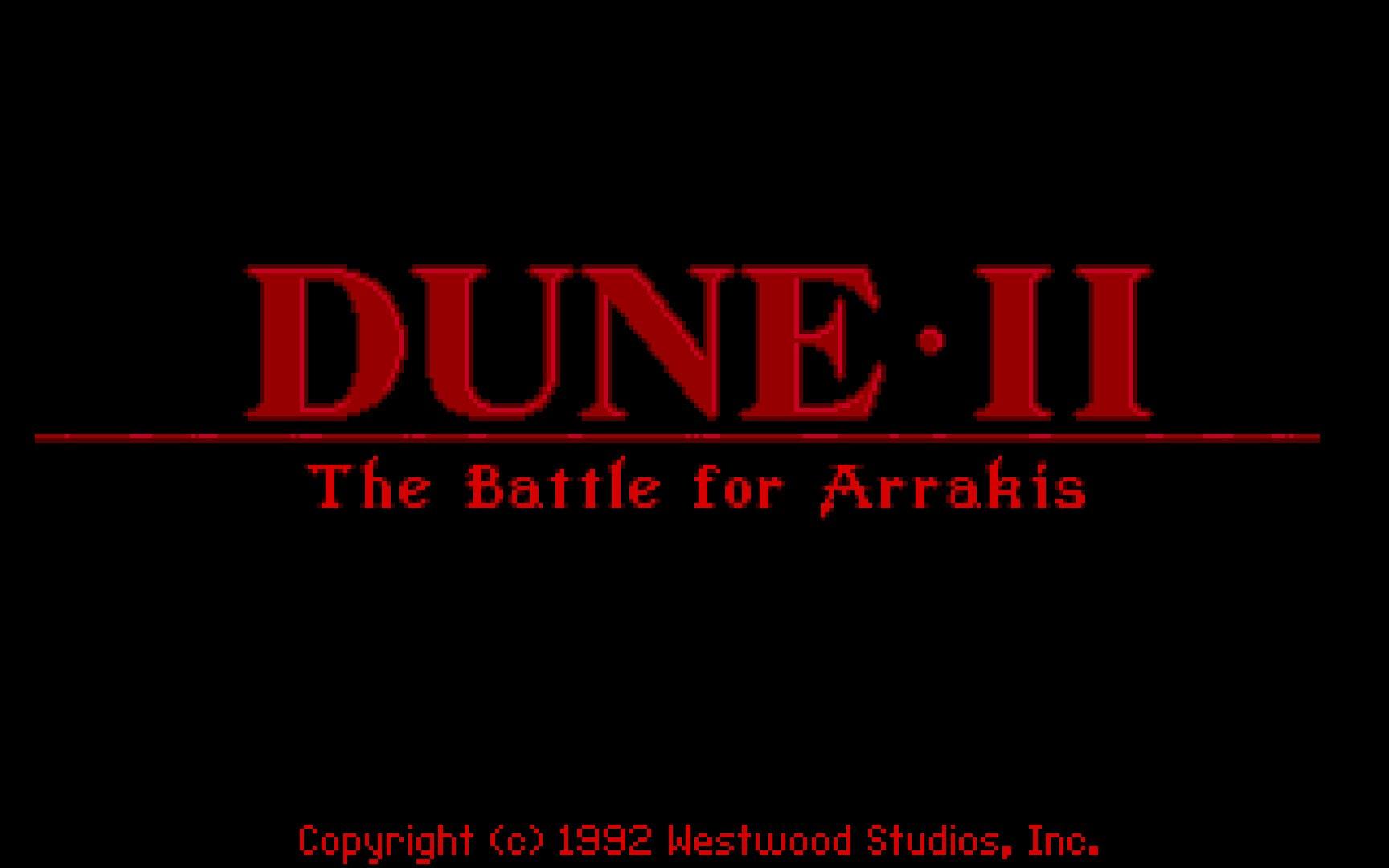 Dune II 1