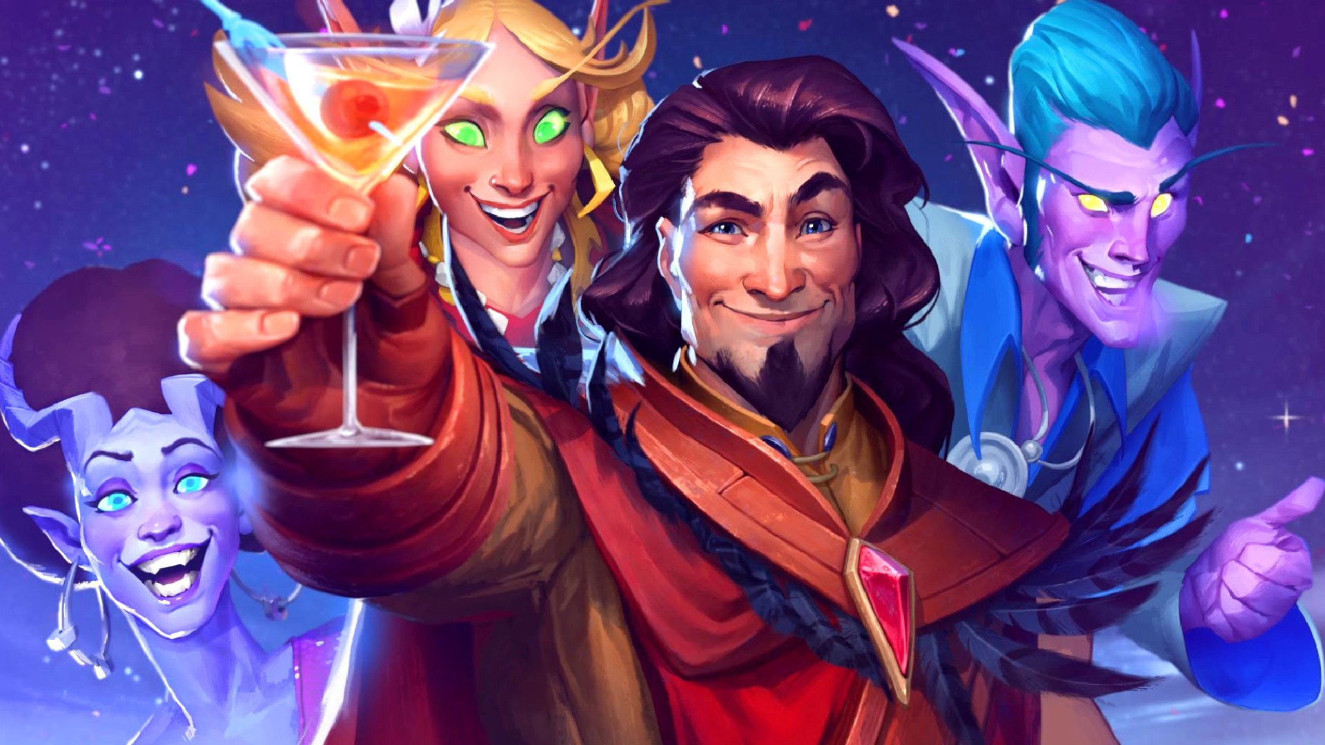 Hearthstone Party