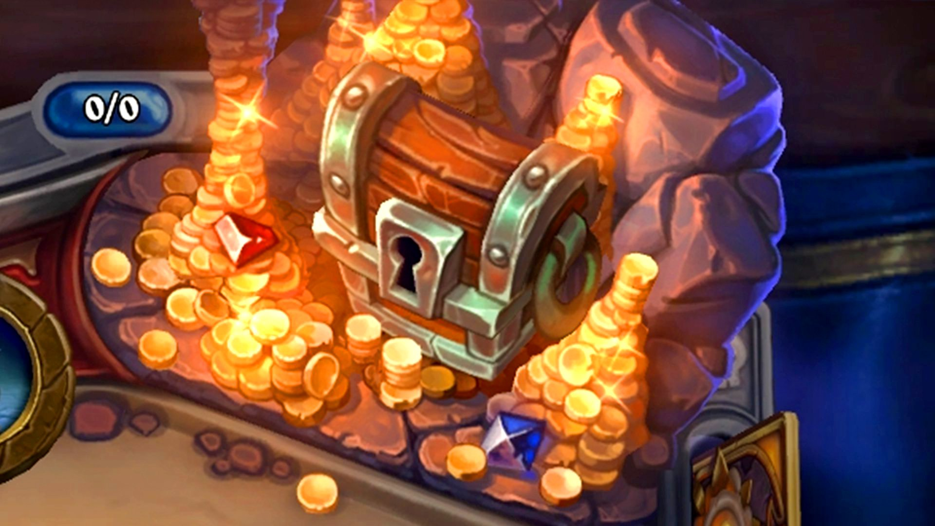 Hearthstone Treasure