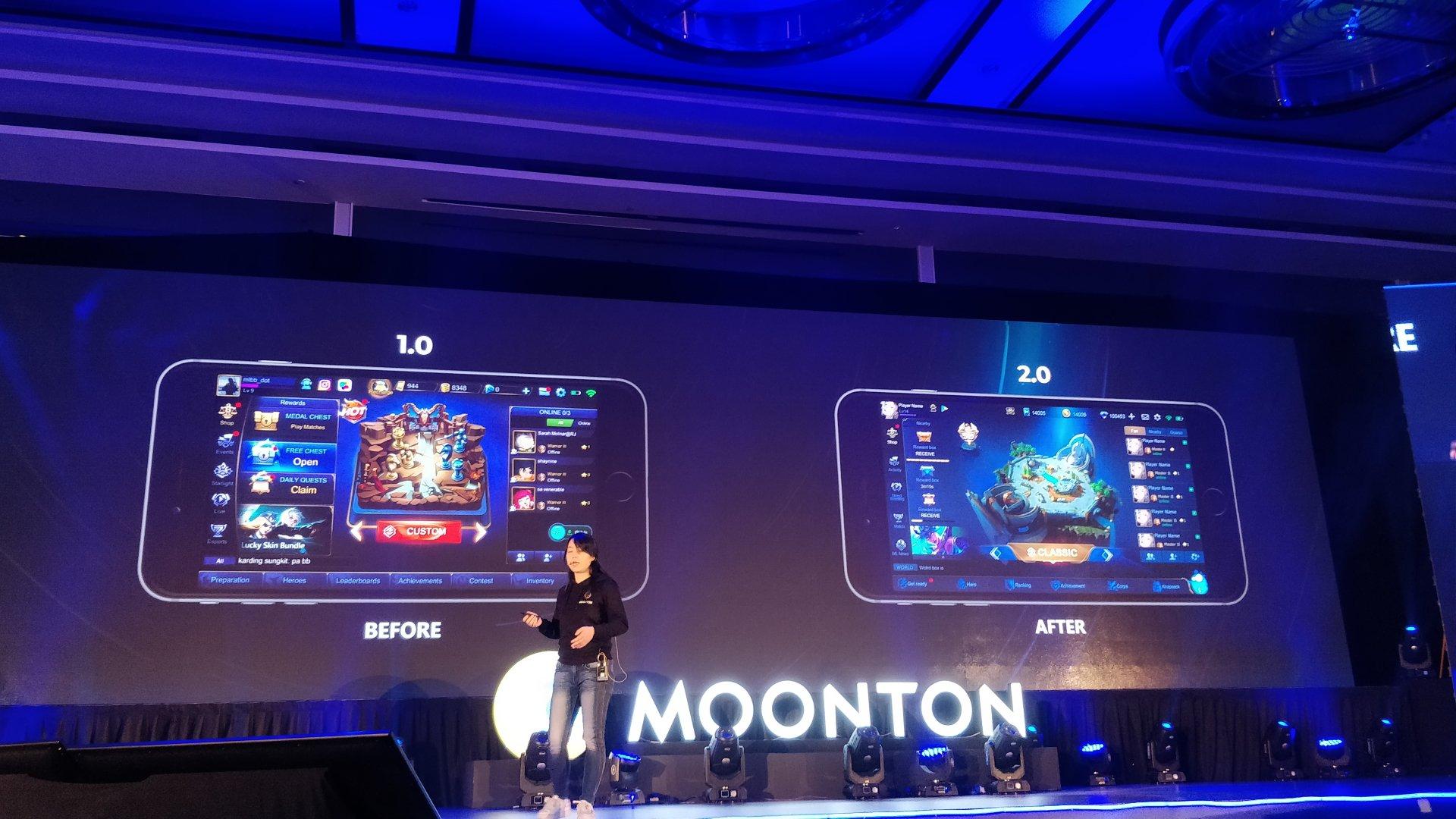 Egg Mobile Legends Bang Bang 2 0 Revealed At Moonton