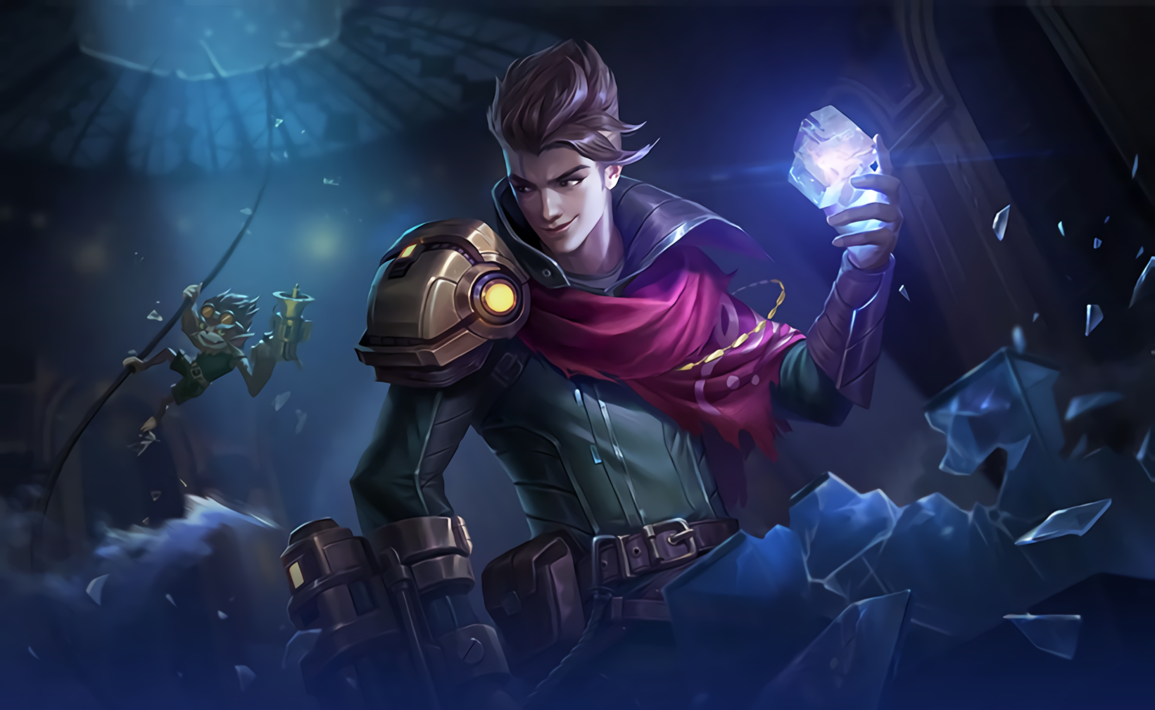 eGG | Mobile Legends Ranked: GEEK FAM ICON's Top 5 Heroes