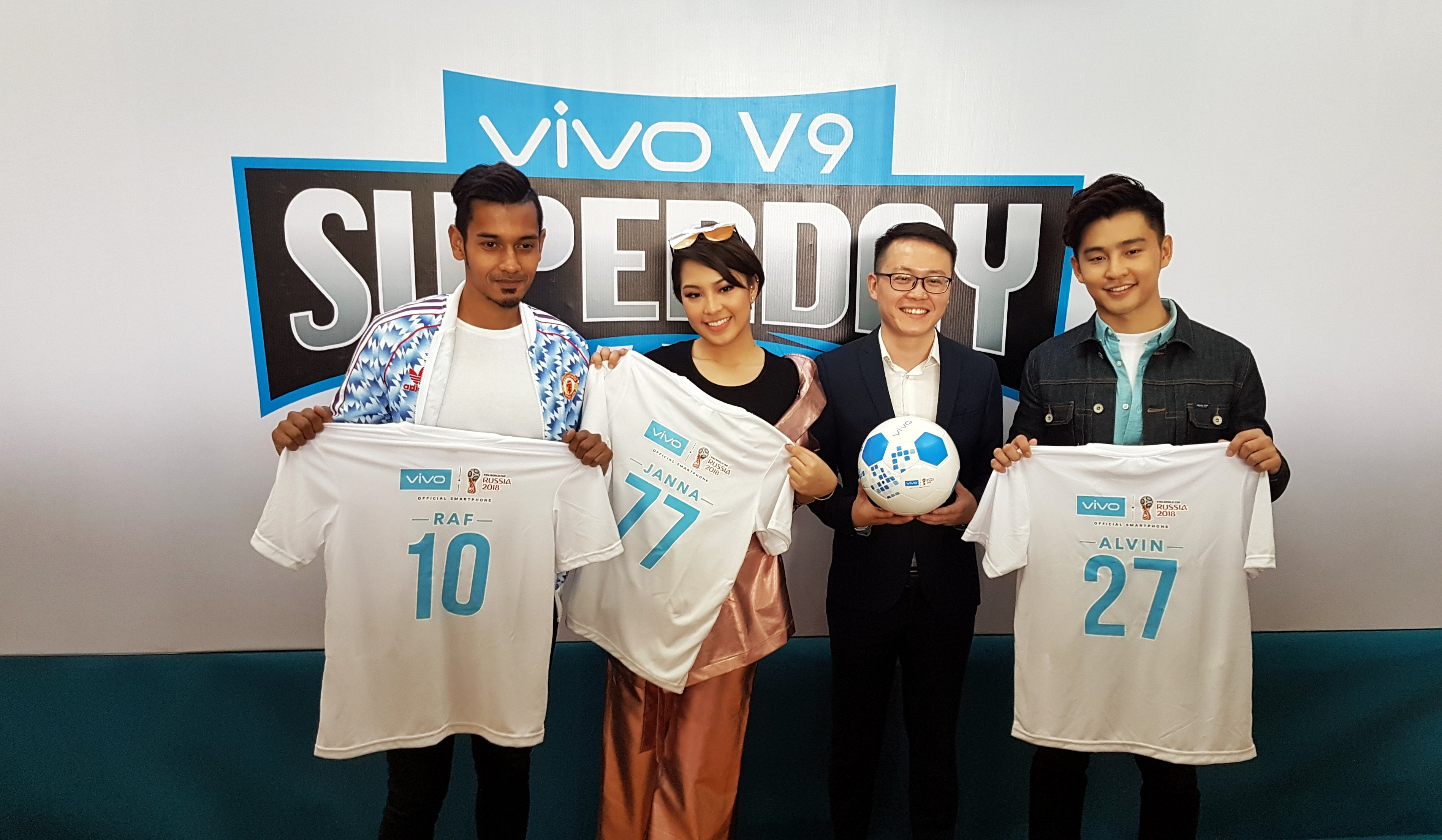 Vivo FIFA love affair