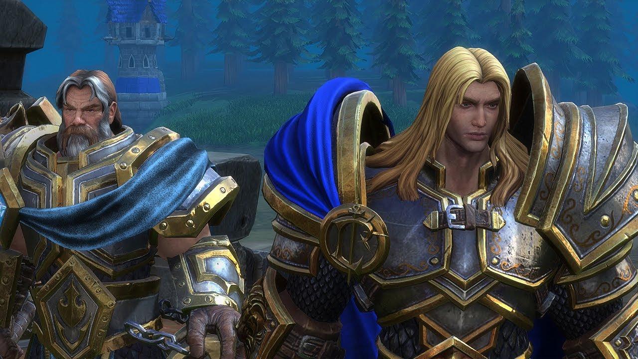 Warcraft 3 HD