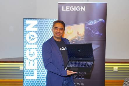 eGG | Lenovo Introduces New Legion Gaming Devices!