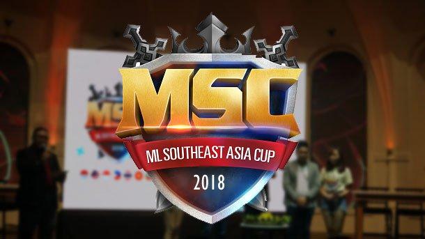 Egg A Legendary Competition Mobile Legends Msc 2018